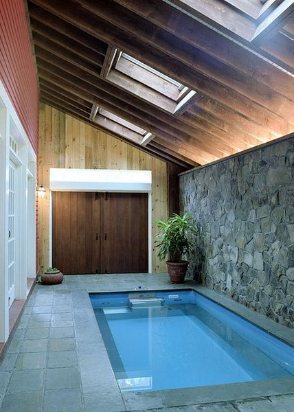 65 luxury small indoor pool design ideas on budget (6 | Small .