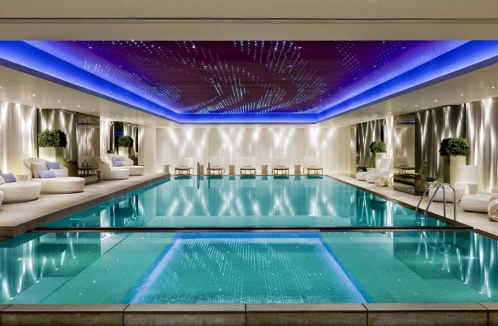 20 Niftiest Indoor Swimming Pool Designs | Indoor swimming pool .