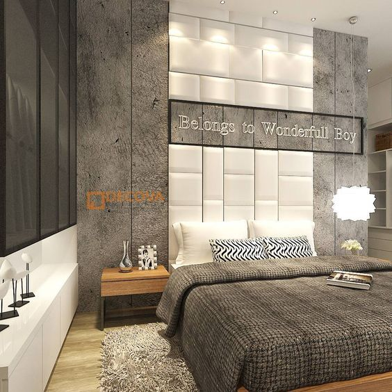 50 Industrial Bedroom Design Ideas You Can Try In 2018 .