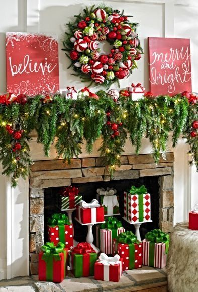 Creative Inspiration Christmas Garland Decorations Sweetlooking .