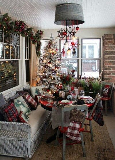 30+ Truly Gorgeous Indoor Christmas Decoration Ideas | Christmas .