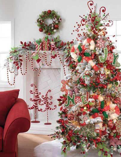 Easy Christmas Decorating Ideas - Christmas Celebration - All .