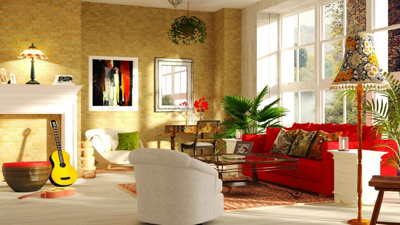 A home lover's guide to Bohemian style of interior decoration