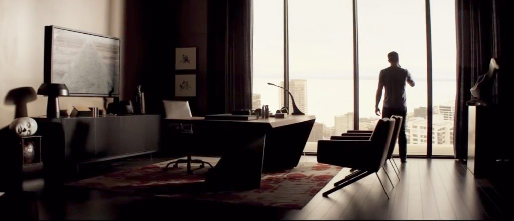 Fifty Shades Darker furniture and decor (Part 2): Christian Grey's .