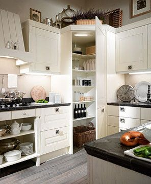 Corner Pantry Design Ideas, Pictures, Remodel, and Decor - The .