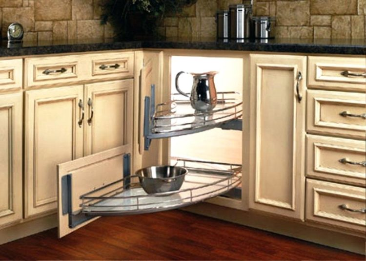20 Different Types of Corner Cabinet Ideas for the Kitch