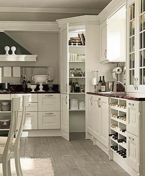 Corner Pantry Design Ideas, Pictures, Remodel, and Decor | Corner .