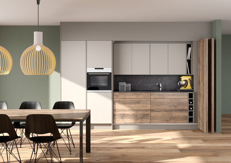 Space-Saving Furniture Designs for Efficient Kitchens | ArchDai