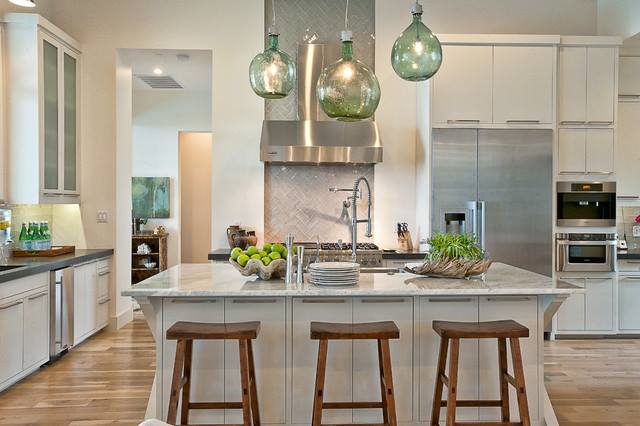 What's Cooking: The Hottest Kitchen Island Design Ideas For 20