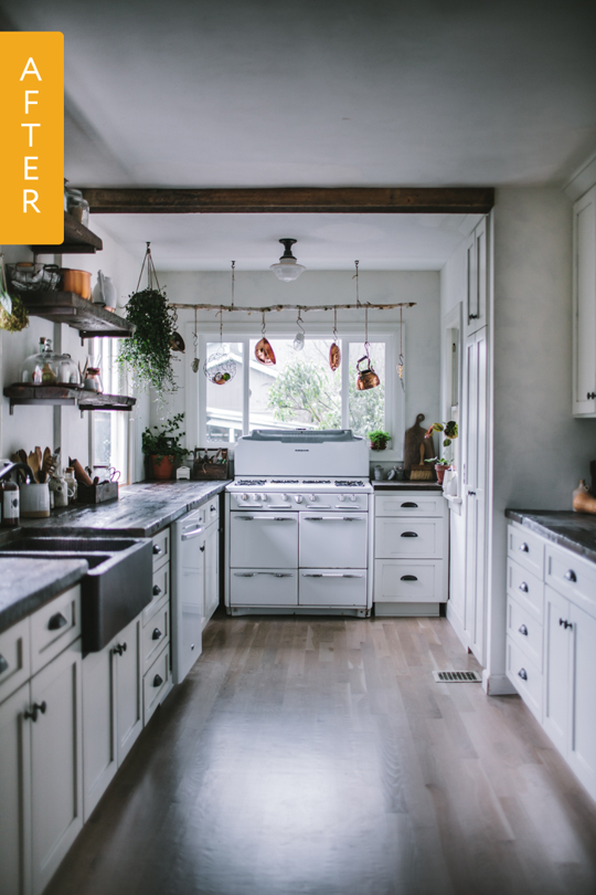 Before & After: A 1930s Kitchen Gets a DIY Remodel | Kitchen .