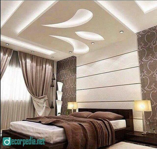 Latest false ceiling design ideas for modern room 2019 | Bedroom .