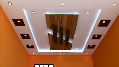 55 Modern POP false ceiling designs for living room pop design .