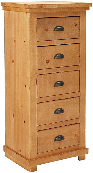 Amazon.com: Progressive Furniture 5-Drawer Lingerie Chest: Kitchen .