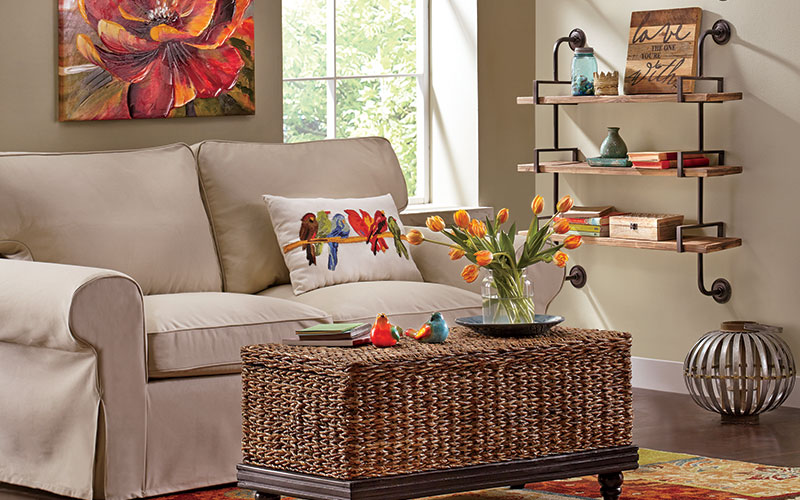 Spring Decorating Ideas for Your Living Room | Country Door Bl