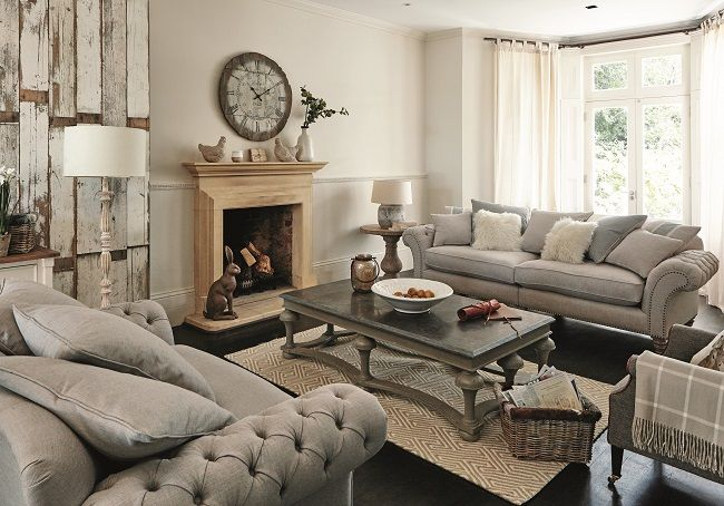 Five living room style ideas | Living room decor country, Country .
