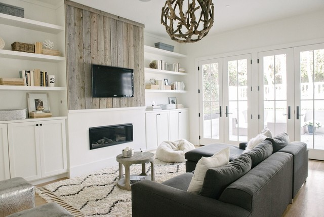 How to Decorate a Living Room: 11 Designer Tips | Hou