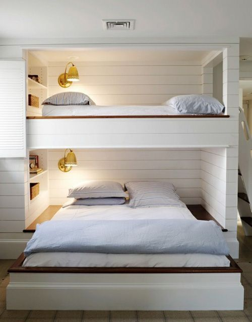 The Most Beautiful Bunk Beds We've Ever Seen | Bunk bed designs .