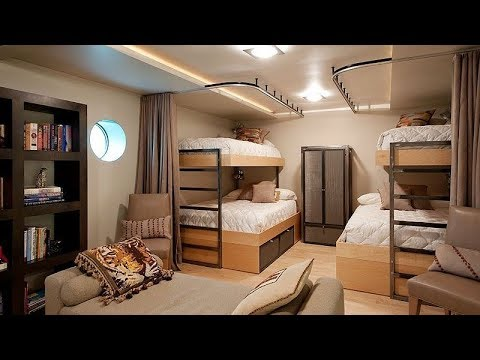 25 Awesome Bedrooms With Bunk Beds And Mo