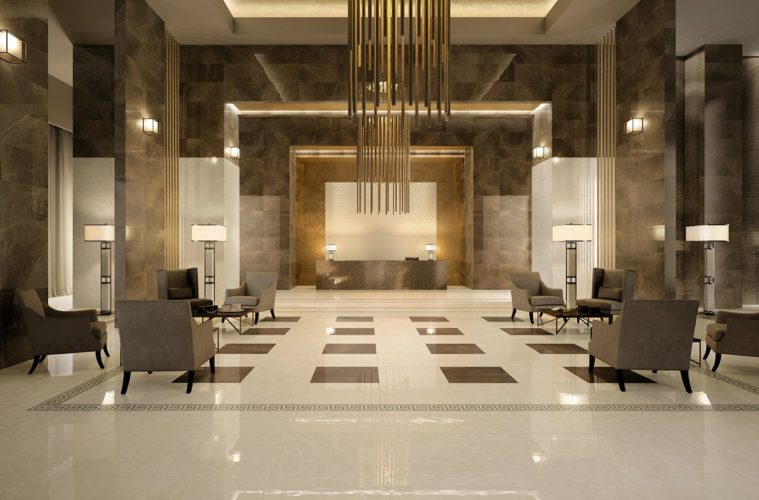 The Best Luxurious Marble Wall for Living Room - The Architecture .
