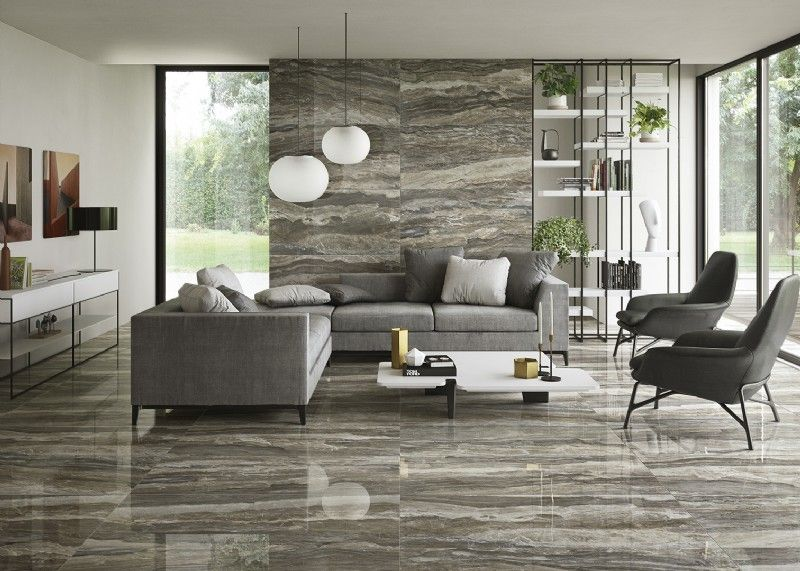 Ideas and Inspiration for a modern, minimalist, cozy living room .