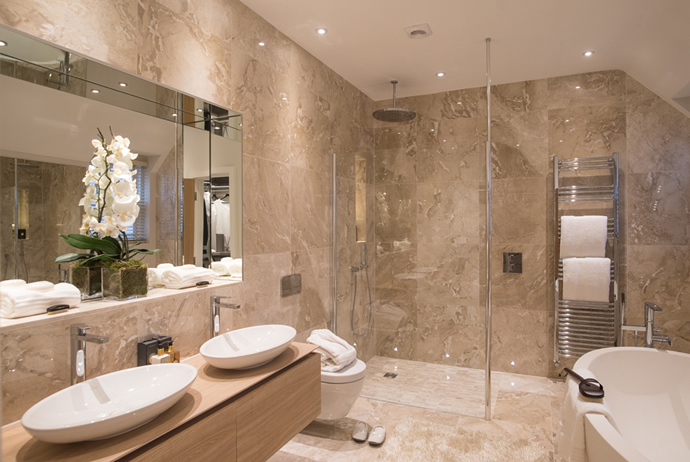 Are You Currently Trying to produce a Luxury Bathroom Design .