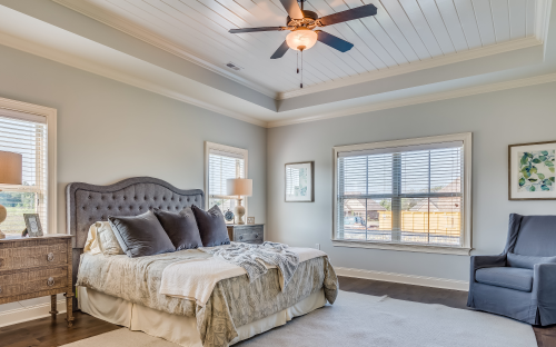 master-bedroom-upgrade-wood-ceiling-1-or-2-story - Stone Martin .