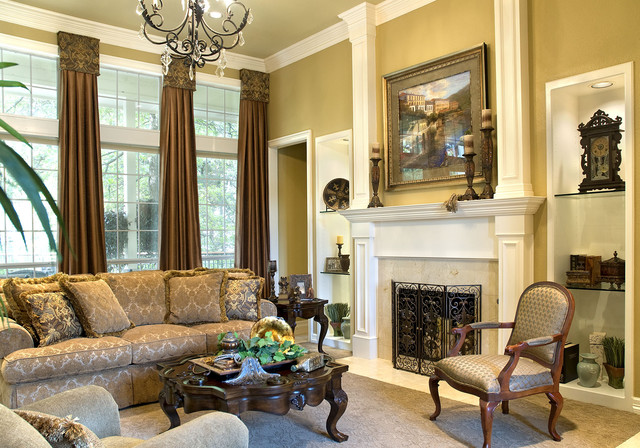 Siddons Design Team - Mediterranean - Living Room - Dallas - by .