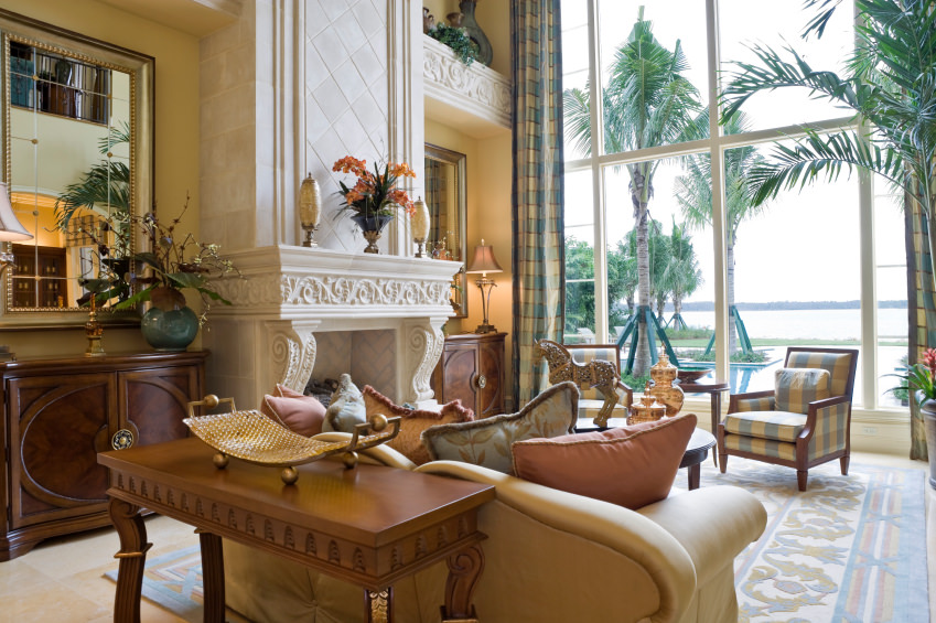 101 Mediterranean-Style Living Room Ideas (Photo