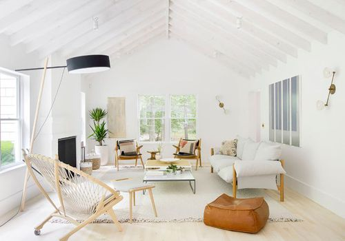 16 Midcentury Modern Living Room Ideas to Try at Ho