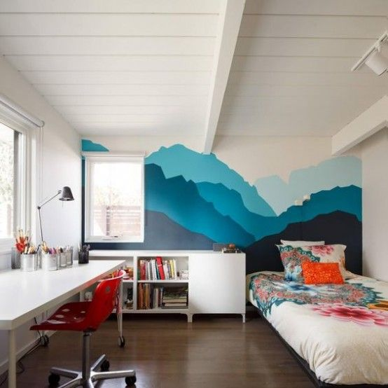 31 Cute Mid-Century Modern Kids' Rooms Décor Ideas (With images .