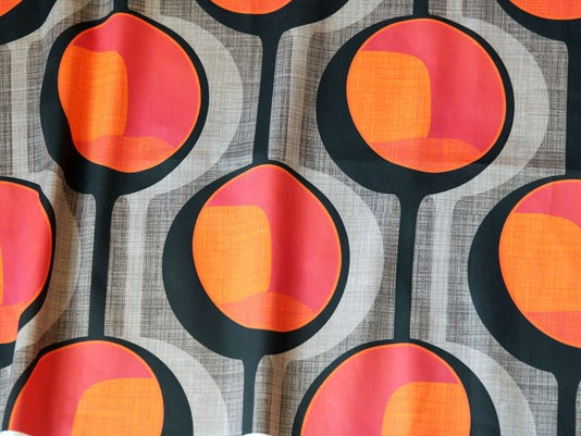 Textiles bring midcentury-modern style ho