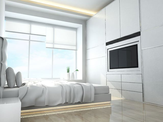 48 Minimalist Bedroom Ideas For Those Who Don't Like Clutter - The .