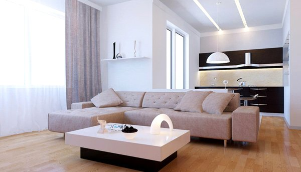 21 Stunning Minimalist Modern Living Room Designs for a Sleek Look .