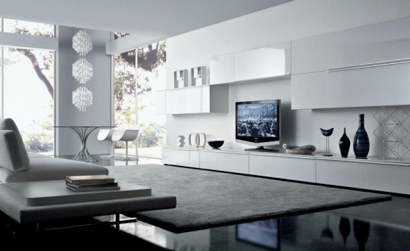 33 Astonishing Modern and Minimalist Living Room Interior desig