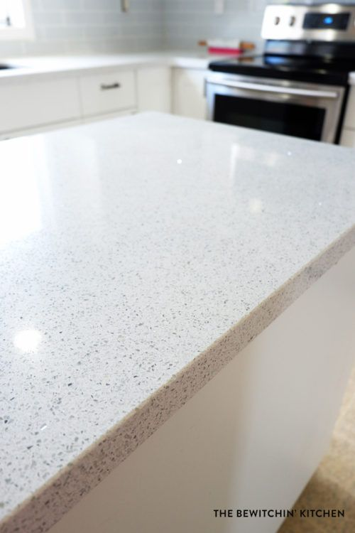 Pin by F Robinson on Color | Quartz kitchen countertops, White .