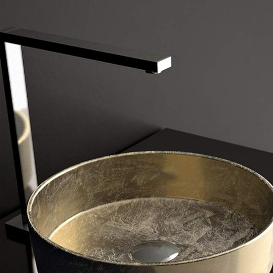Bello Ultra Modern Bathroom Faucet | Brushed Chrome | Faucet .