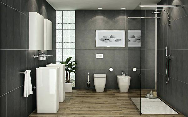 bathroom remodels for small spac