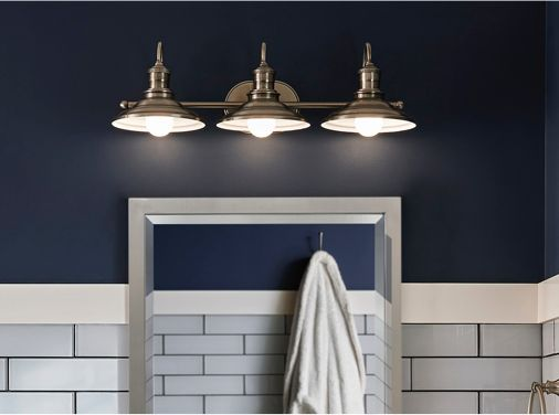Bathroom & Wall Lighti