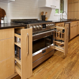 75 Beautiful Small Modern Kitchen Pictures & Ideas   Hou