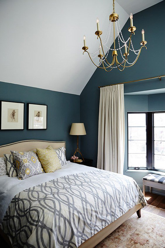 70 of The Best Modern Paint Colors for Bedrooms - The Sleep Jud