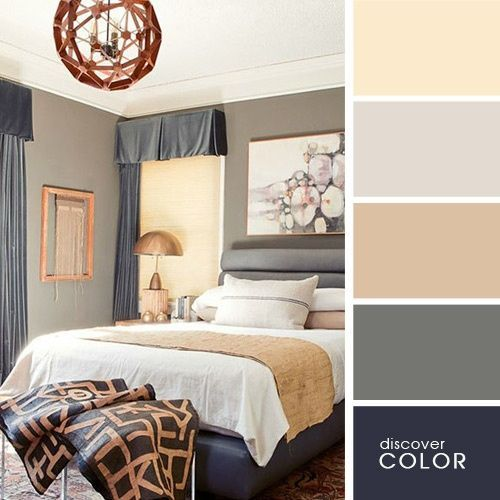 Colors For Modern Bedrooms 2019: Popular trends that will inspire .