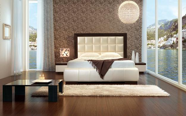 25 Modern Ideas for Bedroom Decoraitng and Home Staging in Eco Sty
