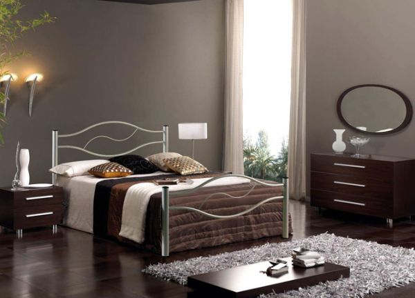 31 Beautiful and Modern Bedrooms Design Ide