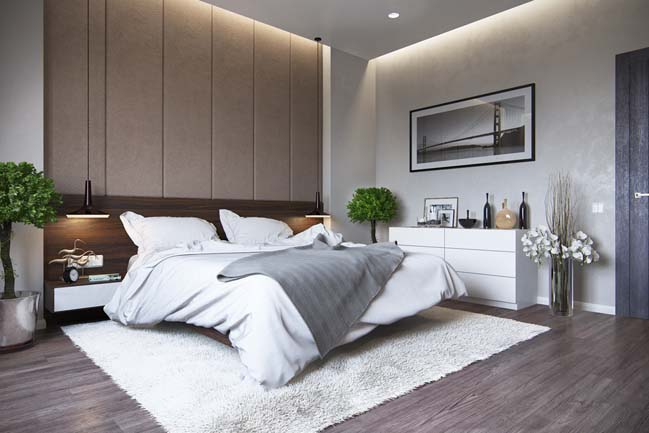 30+ great modern bedroom design ideas (update 08/201