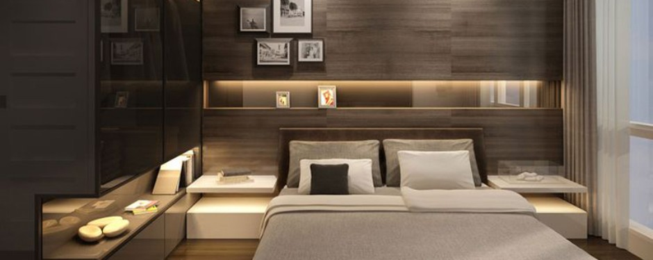 Cozy Modern Bedroom Design Ideas That Worth to Copy - DecO