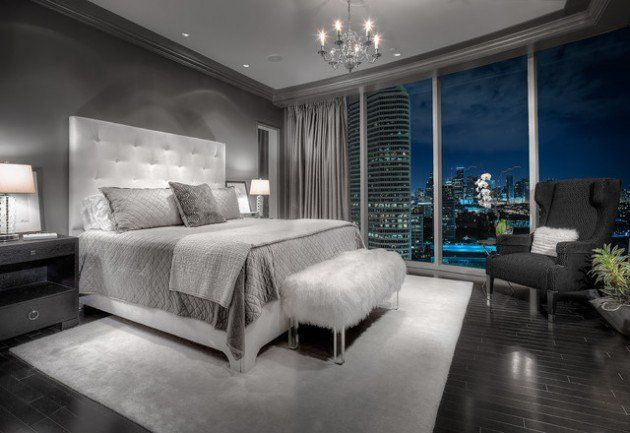 15 Unbelievable Contemporary Bedroom Designs | Luxurious bedrooms .