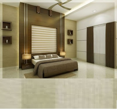 30 Modern bedroom wall design ideas 20