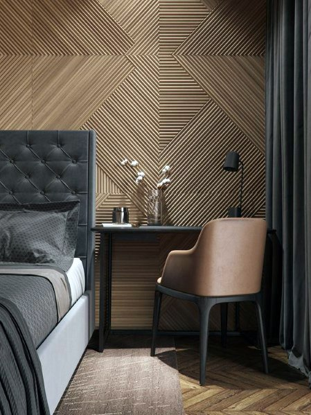 Top 70 Best Wood Wall Ideas - Wooden Accent Interio