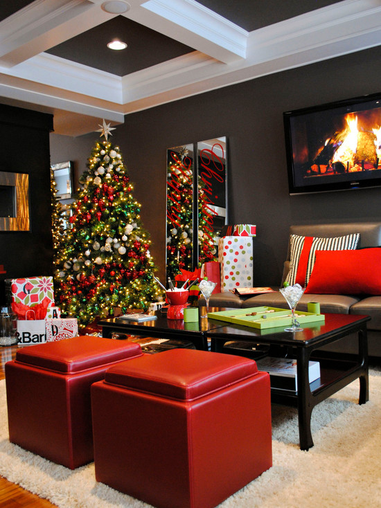 40 Stunning Modern Christmas Decoration Ide