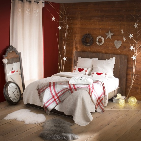 Top 40 Christmas Bedroom Decorations - Christmas Celebration - All .